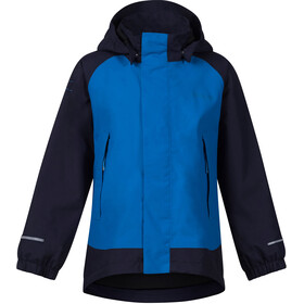 """Bergans Kids Knatten Jacket Athens Blue/Navy/Light WinterSky"""